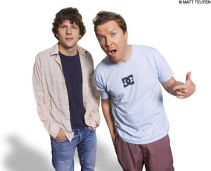 Jesse Eisenberg And Nick Swardson