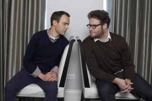 Seth Rogen And Will Reiser