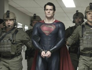 Man OF Steel Three